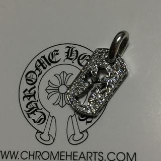 Chrome Hearts - クロムハードックタグ  美品○