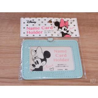 Disney - ミニーネームカードホルダー