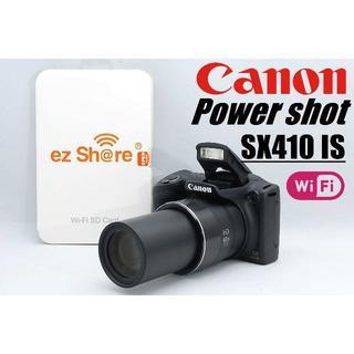 Canon - Wi-FiSDカードでスマホへ転送OK♪ キャノン Canon SX410 IS