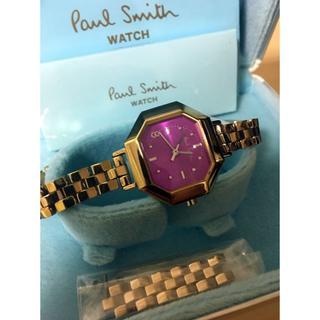 ポールスミス(Paul Smith)の【美品】 Paul Smith ポールスミス 腕時計 動作中 箱付(腕時計)
