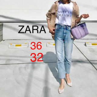 ザラ(ZARA)の新品!ZARA ジーンズ デニム(デニム/ジーンズ)