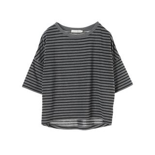 アメリカンホリック ドロップショルダーカットプルオーバー(Tシャツ(長袖/七分))