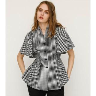 スライ(SLY)のSLYスライ♡フレアスリーブスキッパーシャツ♡マルチ1(Tシャツ(半袖/袖なし))