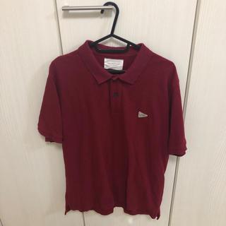 ドアーズ(DOORS / URBAN RESEARCH)のurban research doors ポロシャツ ワインレッド(ポロシャツ)