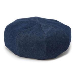 STUDIO CLIP - スタディオクリップ デニム ベレー帽
