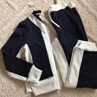 ジーユー(GU)の【GU×KIM JONESコラボ】 トラックジャケット&トラックパンツ♡(カジュアルパンツ)