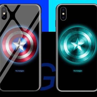 iPhoneケース キャプテンアメリカ