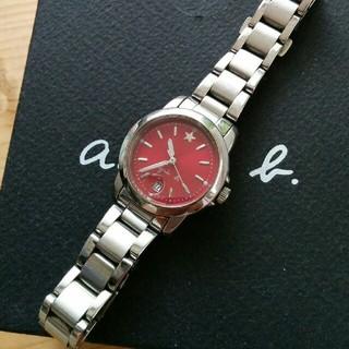 アニエスベー(agnes b.)のagnes b.7N82-0BM0新品電池交換済(令和元年7/14 15:09)(腕時計)