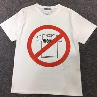 モスキーノ(MOSCHINO)の MOSCHINO 半袖Tシャツ (Tシャツ/カットソー(半袖/袖なし))
