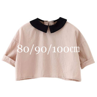 babyGAP - トップス (ベージュ)80/90/100㎝
