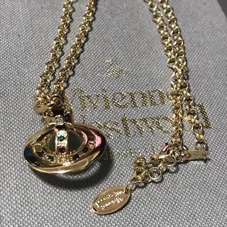 Vivienne Westwood - 即購入OK ゴールドオーブネックレス