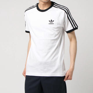 adidas - スリーストライプスTシャツ