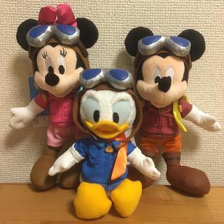 Disney - 【新商品】ぬいぐるみバッジ セット @ ソアリン