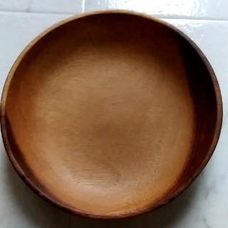ムジルシリョウヒン(MUJI (無印良品))の無印良品 アカシアシリーズ 深皿(食器)