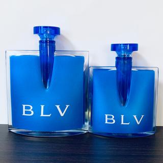BVLGARI - ブルガリ ブルー オード パルファム 75ml&40ml【廃盤】