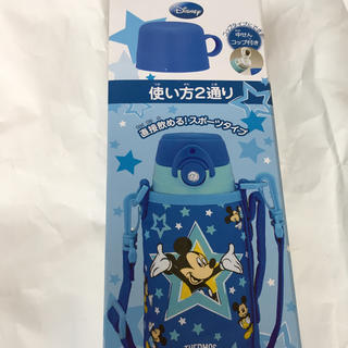 THERMOS - 【新品未使用未開封】ラスト1点 サーモスの ディズニー、ミッキー水筒