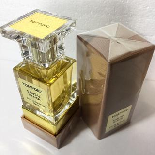 TOM FORD - トムフォード 香水 サンタルブラッシュ 開封品  レディース メンズ