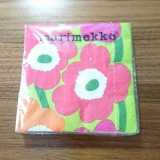 マリメッコ(marimekko)のマリメッコ 紙ナプキン(収納/キッチン雑貨)
