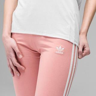 adidas - アディダスオリジナルス レギンス タイツ ピンク