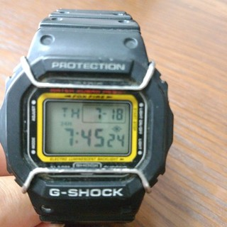 カシオ(CASIO)の【値下げ交渉OK】Gショック ジャンク品(腕時計(デジタル))