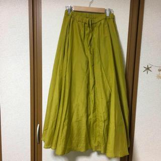 DOORS / URBAN RESEARCH - ☆コットンシルクロングスカート