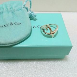 Tiffany & Co. - ティファニーリング 8.5号