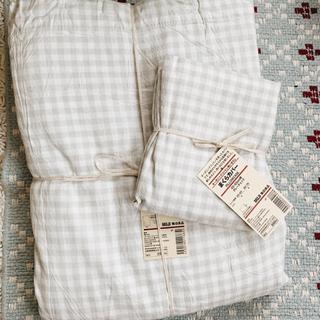 ムジルシリョウヒン(MUJI (無印良品))の無印良品 * 枕カバー・掛け布団カバーのセット(シーツ/カバー)