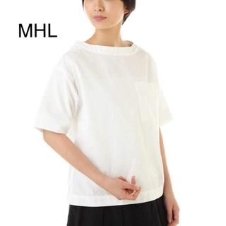 MARGARET HOWELL - 値下げ★新品★MHLシャツ★