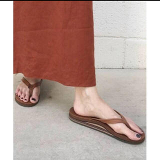 L'Appartement DEUXIEME CLASSE - アパルトモンRAINBOW SANDAL DOUBLE LAYER SANDAL