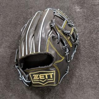 ゼット(ZETT)の【新品】ZETT 硬式内野手用グローブ(グローブ)