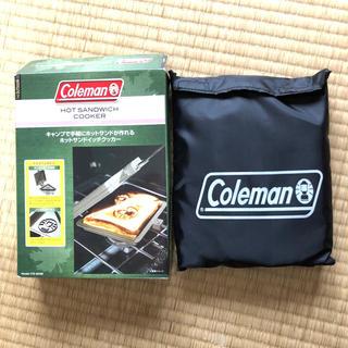 Coleman - コールマン ホットサンドクッカー