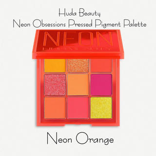 Sephora - Huda Beauty Neon Obsessions Palette