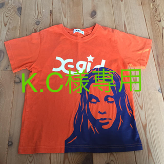 X-girl Stages - x-girl steages Tシャツ130