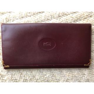 カルティエ(Cartier)のカルティエ 長財布(正規品)(財布)