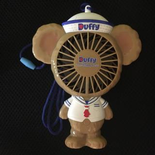 香港 ディズニー ダッフィー 扇風機 サニーファン