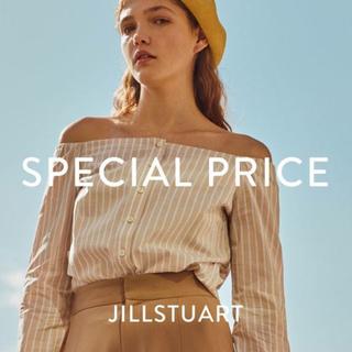 JILLSTUART - 2018SS ■ JILLSTUART シルヴィアシアーブラウス