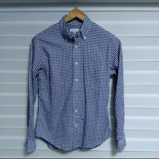 ユナイテッドアローズ(UNITED ARROWS)の【期間限定価格】ユナイテッドアローズのギンガムチェックシャツ(シャツ)
