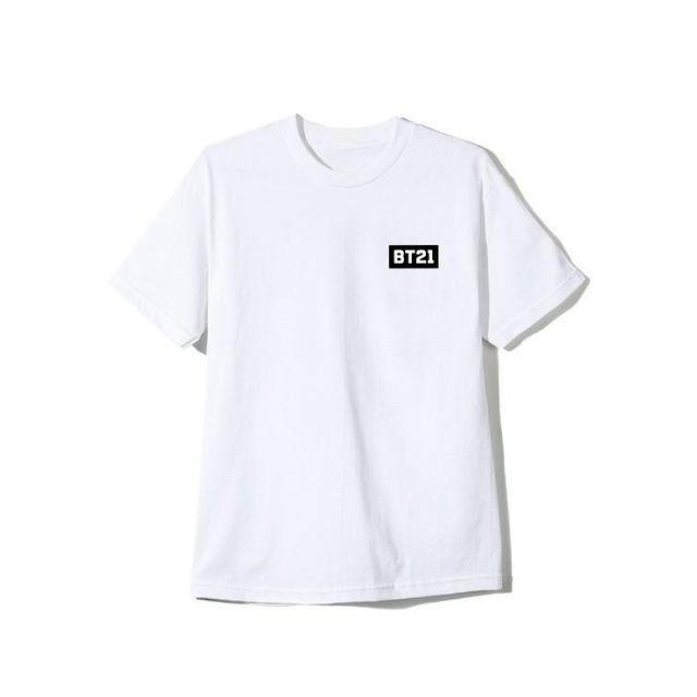 Anti Social Social Club x BT21 コラボTシャツ メンズのトップス(Tシャツ/カットソー(半袖/袖なし))の商品写真