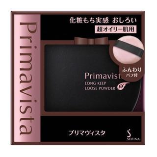 プリマヴィスタ(Primavista)のプリマヴィスタ  フェイスパウダー  超オイリー肌用  ブラックプリマ(フェイスパウダー)