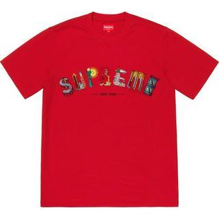 シュプリーム(Supreme)のSupreme City Arc Tee 19SS week3(Tシャツ/カットソー(半袖/袖なし))