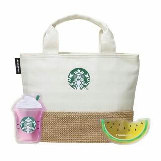 Starbucks Coffee - スタバ 保冷トート&オリジナル保冷剤