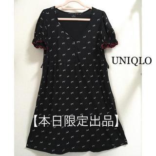 UNIQLO - 【 本日限定出品 】ユニクロ × THEATRE PRODUCTS・ チュニック