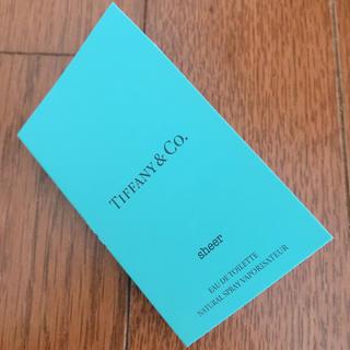 ティファニー(Tiffany & Co.)のティファニー♡シアー オードトワレ(香水(女性用))