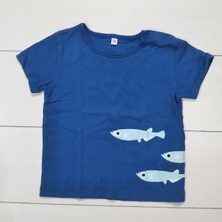 MUJI (無印良品) - 無印良品Tシャツ(90)