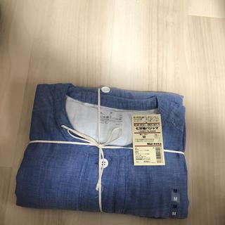 ムジルシリョウヒン(MUJI (無印良品))の(特別価格)Mサイズ 無印良品 七分袖パジャマ(パジャマ)