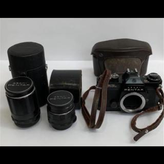 ペンタックス フィルムカメラ レンズ(フィルムカメラ)