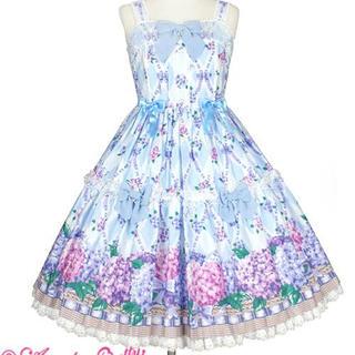 Angelic Pretty - sweet lacyバスケットジャンパースカート