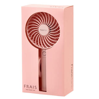 Francfranc - Francfranc 【扇風機フレ 2WAYハンディファン ピンク フランフラン
