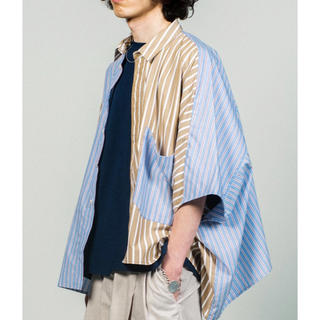 ジエダ(Jieda)のアシンメトリーシャツ サイズ1(シャツ)