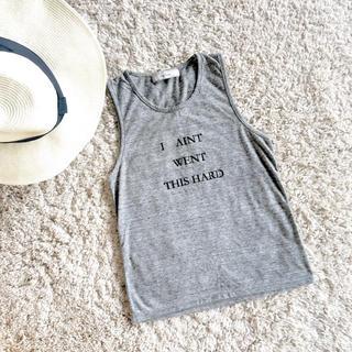 リリーブラウン(Lily Brown)のLily Brown Tシャツ美品(Tシャツ(半袖/袖なし))